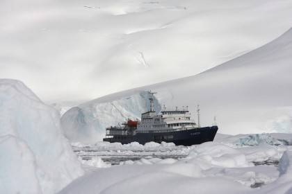 Antarctica expeditie 2016