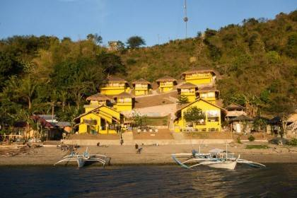 Buceo Anilao Dive Resort