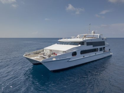 Solitude Adventurer Liveaboard